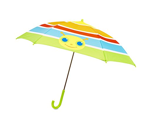 Melissa & Doug Giddy Buggy Umbrella for Kids With Safety Open and Close
