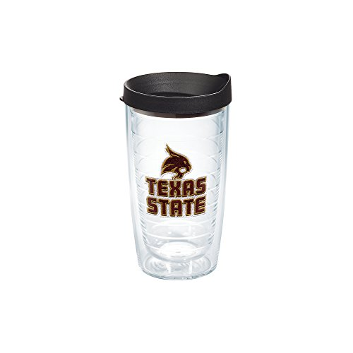 Tervis Texas State University Emblem Individual Tumbler with