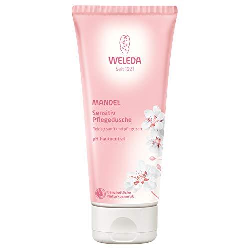 Weleda Soothing Skin Body Wash, Almond, 6.8 Fluid - Wash Organics Body Almond