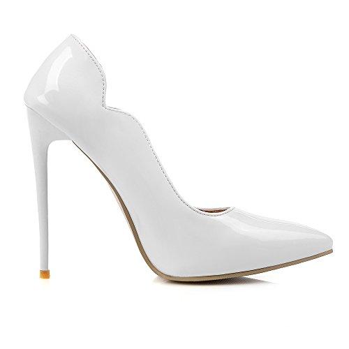 Guoar - Cerrado Mujer Weiß Lack