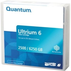 20-Pack Quantum MR-L6MQN-01 LTO 6 Ultrium Data Cartridges by Quantum