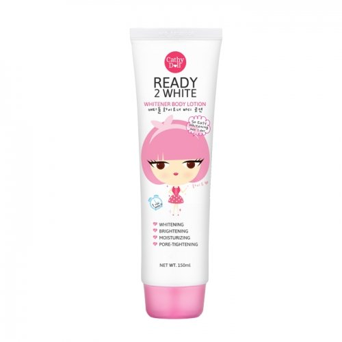 Whitener Body Lotion 150ml (new package) Cathy Doll Ready 2 White