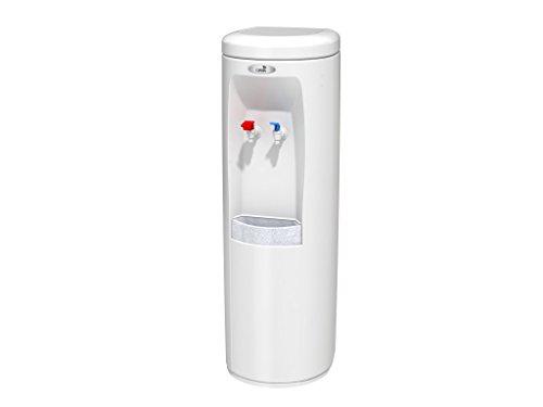 - Oasis Atlantis Series Bottle-Free Water Cooler - Hot N' Cold - White - White