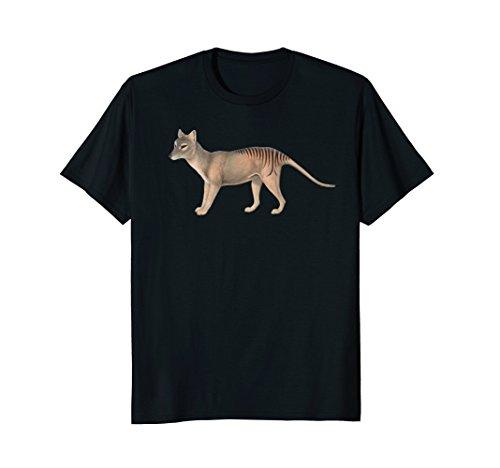 Tasmanian Wolf Fur - Tasmanian Tiger Shirt