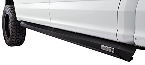 Usa Running Ford Made Board (AMP Research 77235-01A PowerStep XL Running Boards, Plug N' Play System for Ford Super Duty)