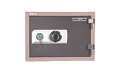 Hollon HS-360D 2 Hour Fireproof Home Safe