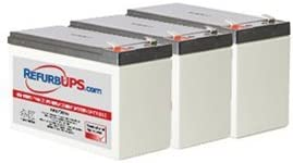 Opti-UPS DS1000D Compatible Replacement Battery Kit