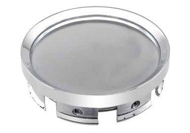 - Roush SM99-2400-C Chrome Center Cap. Cast Wheels