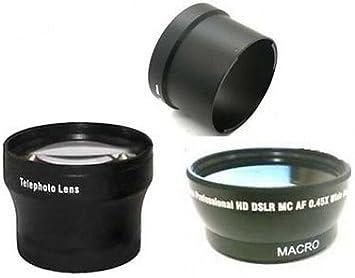 Adaptateur 58mm pour Canon PowerShot G10//G11