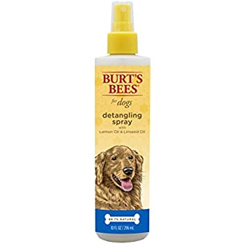 ccb663bdfa7 Amazon.com  Burt s Bees for Dogs Natural Itch Soothing Spray with ...