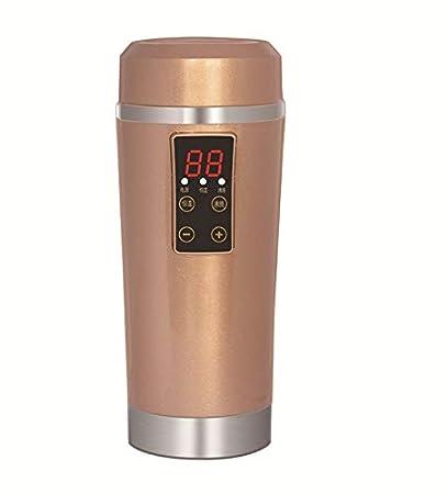 BENJUN El Coche eléctrico de la Taza 12V con la Taza de la calefacción del Agua