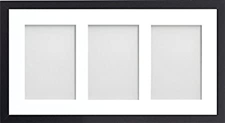 Frame Allington Range 20 X 10 Inches Black Picture Photo Frame With