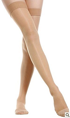 BriteLeafs Compression Stockings Support Silicone