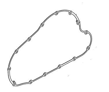 Indian Motorcycle Primary Cover Gasket #5813897