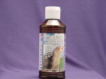 Ferretone Skin/Coat Supplement,8 fl.OZ