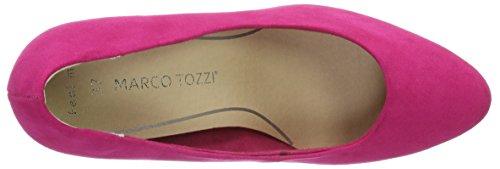 Marco Tozzi 22414, Scarpe con Tacco Donna, Rosa (Pink 510), 39 EU