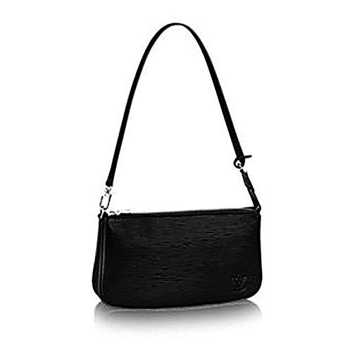 Louis Vuitton Monogram Canvas Shoulder Bag Clutch Handbag Pochette Accessoreis NM Article: - Monogram Pochette Canvas