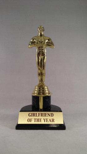 Victory Trophy Statue Girlfriend of the Year