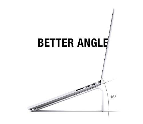 iQunix Portable Ergonomic Riser for Laptop