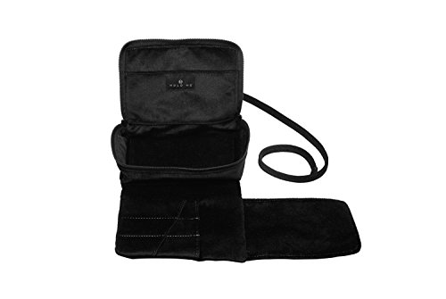 Hold Me Baby Bag - Baby In Black - Small Makeup & Brush Organizer
