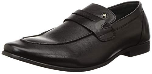 Louis Philippe Black Formal Shoe