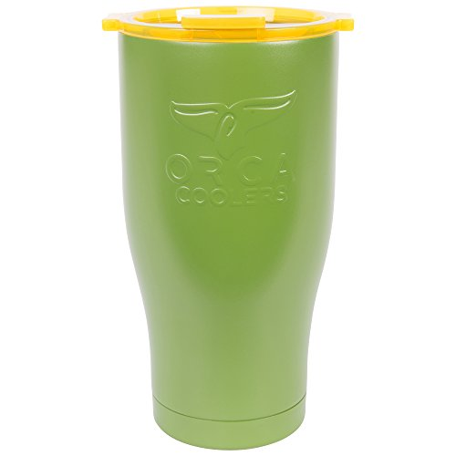 ORCA Chaser Cup, Green/Yellow, 27 oz