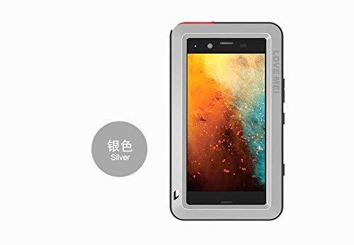 official photos 31ea8 a9579 Amazon.com: Love MEI Xperia XZ1 Compact Case,Xperia XZ1 Compact ...