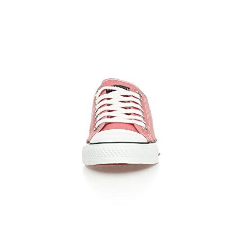Ethletic Sneaker vegan LoCut - Farbe ice cream / white aus Bio-Baumwolle