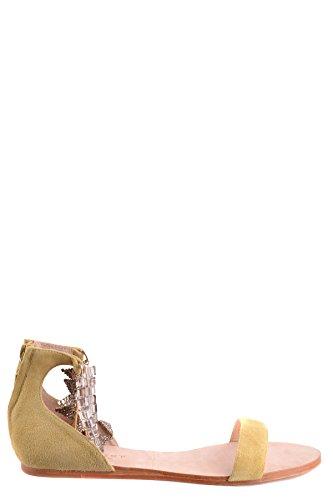 Mcbi302176o Twin Donna Camoscio Sandali Set Verde EtqwrE