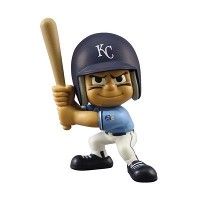 MLB Lil' Teammate Batter Figurine MLB Team: Kansas City Royals