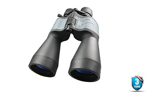 Maginon HI Definition Zoom Binoculars | Close Range, Ideal for Bird Watching, Sporting Events, Hunting, Anything Else Outdoors | (10-30x60)