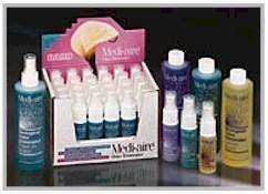 Bard Home Health Div 577008L Medi-Aire Biological Odor Eliminator Refill 8 Oz. Bottle, Lemon Scented,Bard Home Health Div - Each 1