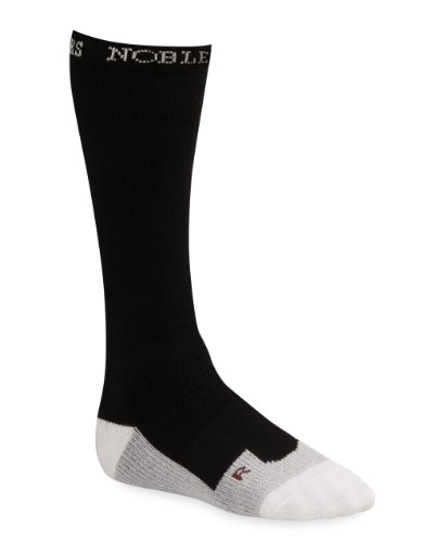 Noble Outfitters Ultimate Support Boot Sock, Black, Large