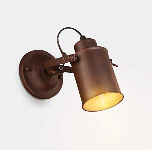 Kronleuchter Deckenleuchte Led-Lichtretro Wandleuchte Licht Eisen Industrie Wandleuchte Gang Dekorative Beleuchtung Amerikanischen Restaurant Bar.