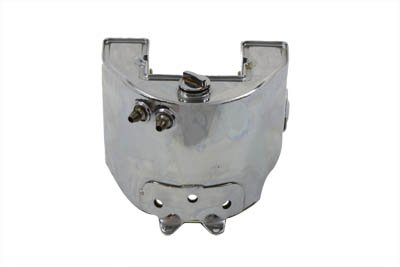 V-Twin 40-0432 - Replica Chrome Oil Tank