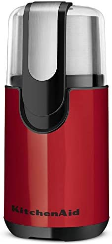 KitchenAid BCG111ER Blade Coffee Grinder – Empire Red