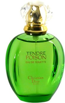 TENDRE POISON 3.4 OZ / 100 ML EDT SPRAY