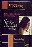 PsychInquiry for Psychology in Everyday Life, Ludwig, Thomas, 1429222085