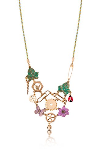 - Disney Couture Tinker Bell Pixie Hollow Necklace