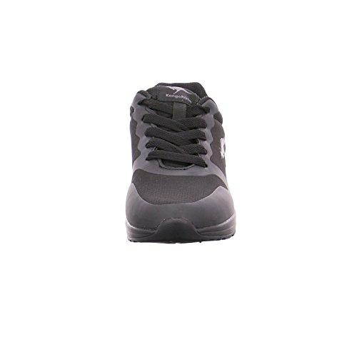 KangaROOS Unisex-Kinder Kanga X 2200 Low-Top black (12011-500)