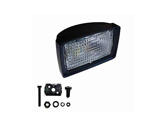 Automann Halogen Work Light/Headlight for EZGO, Club Car & Yamaha Golf Carts (3 x 5)