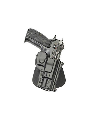 Fobus neu verdeckte Trage einstellbar Pistolenhalfter Halfter Holster für CZ 75, 75B (Alte Version nur) 75BD, 85 Pistole