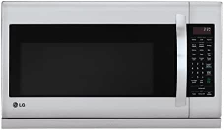 LG LMH2235ST 2.2 Cubic Feet Over-The-Range Microwave Oven, Stainless Steel
