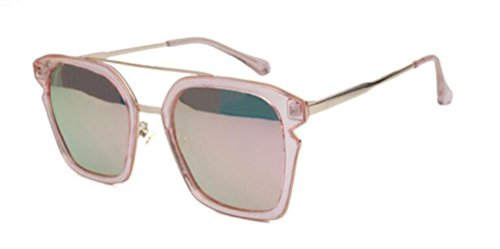 Sunglasses Gafas Shopping Party MSNHMU Viaje De Rosa De Fashion Lady Sol SxqRp6