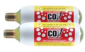 74g CO2 Cartridges (2-Pack)