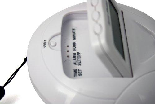 Sonic Alert SBP100 Portable Loud Vibrating Alarm Clock