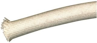 PRO POWER SPC4926 SLEEVING, EXPANDABLE, 9.525MM, SILVER GREY, 100FT