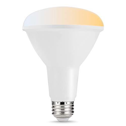 LOHAS BR30 LED Bulb Smart WiFi Light E26, White Ambiance 2000K-6500K, Warm Daylight White Dimmable BR30 Flood Light 10W(80W Equivalent), 1000 Lumen Compatible with Amazon Alexa and Google Assistant
