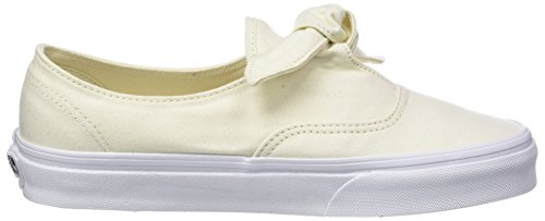 Authentic Sneaker Knotted Canvas Avorio Donna Vans UfFqHwnf