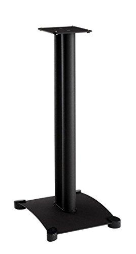 Steel Pillar Speaker Stands (Sanus SF30-B1 Steel Foundations 30-inch Speaker Stands (PAIR))